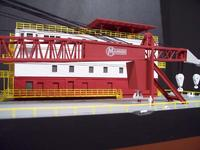 Name: Manson Crane Model_0488 copy.jpg Views: 250 Size: 52.0 KB Description: Finished Mason crane model commissioned by Gunderson Marine. By A. Eng and J. Streeb