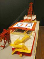 Name: Manson Crane Model_P1010037 copy.jpg Views: 210 Size: 53.2 KB Description: Finished Mason crane model commissioned by Gunderson Marine. By A. Eng and J. Streeb