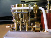 Name: IMG_1060.jpg Views: 505 Size: 74.7 KB Description: engine with oil cups fitted , runs well on 5 psi of air