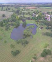 Name: Ashorne House.jpg Views: 477 Size: 84.3 KB Description: All the dots to the right of the lake, that's us