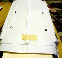 Name: PDR_1228.jpg Views: 630 Size: 39.5 KB Description: Four small screws secures chassis plate to the bottom of the main fuselage. Once this is done, you really do not need tape or screws to hold the bottom of the fuselage together.