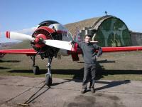 Name: DSCN5238.jpg Views: 263 Size: 108.1 KB Description: Me and our Yak-52