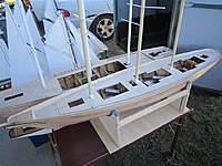 Name: IMG_3017 (Large).jpg Views: 99 Size: 115.3 KB Description: Scale sail under construction
