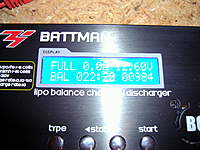 Name: P1160083.jpg Views: 212 Size: 99.0 KB Description: Showing the charge complete and FULL