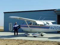Name: Pre-flighting the airplane.jpg Views: 282 Size: 86.0 KB Description: