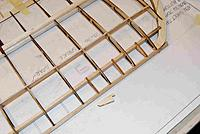 Name: WingSeq11A.jpg Views: 161 Size: 157.5 KB Description: The balsa LE stub ribs are next although I generally first round in the LE so I don't beat up the balsa ribs.