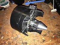 Name: image.jpg Views: 49 Size: 718.0 KB Description: What remained of the CS90 fan after putting 3.5kW through it and a likely rotor imbalance.