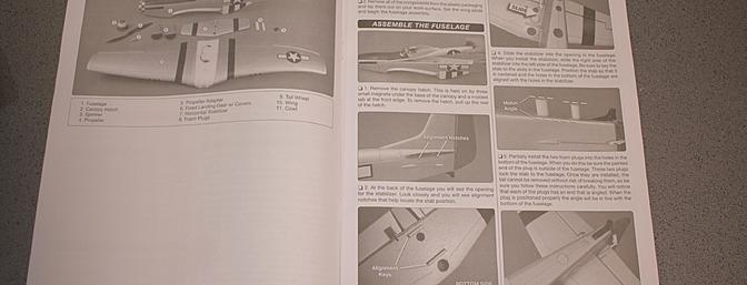 <b>The included manual is detailed and easy to follow</b>