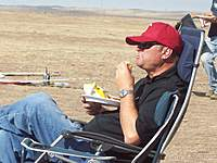 Name: f3b cal val 4 052.jpg Views: 131 Size: 85.4 KB Description: The Terminator enjoying his lunch.