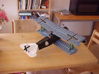 Name: CLF RET Ready.jpg Views: 386 Size: 57.2 KB Description: CLF II with rudder only wings.