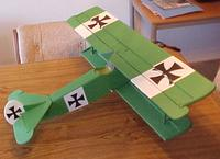 "Name: Final Fit 2.jpg Views: 461 Size: 51.5 KB Description: CLF ""Cute Little Fokker"" mean little airplane"