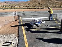 Name: IMG_0810.JPG Views: 28 Size: 182.9 KB Description: Rod Elliott taxies out his Cessna 195.