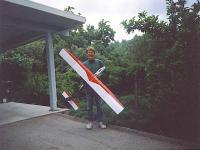 Name: PhotoPlane.jpg Views: 309 Size: 94.6 KB Description: Glider Conversion from Electra Kit