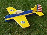 Name: P1000124.jpg Views: 221 Size: 138.5 KB Description: Bob's new Yak.  Boy, that color scheme looks great!