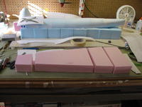 Name: 2-22-09 (5).jpg Views: 351 Size: 72.7 KB Description: wing sections laid out...this is the hardest part...