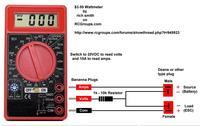 Name: 3 Dollar Watt Meter 2.jpg Views: 6832 Size: 77.9 KB Description: Wiring for $3.00 Watt Meter