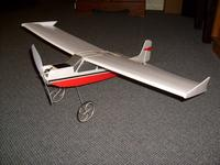 """Name: Plane Right Side.jpg Views: 472 Size: 171.0 KB Description: BB#2 32"""" KFm2 wing with ailerons"""