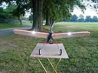 "Name: S6300784 - new.jpg Views: 60 Size: 100.0 KB Description: ""Landing Lights"" on Slow Stick"