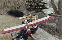 Name: KIDS.jpg Views: 26 Size: 230.3 KB Description: My own design and scratch built in 1989