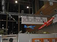 Name: Dogfigher on MPX stand in Nuremberg.jpg Views: 1701 Size: 43.3 KB Description: