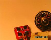 Name: Turnigy 12A ESC & EMAX 2805 burnt.jpg Views: 179 Size: 241.9 KB Description: