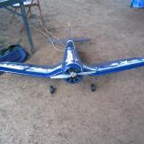 Hanger Nine Corsair.
