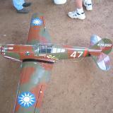 Hanger Nine Warhawk.