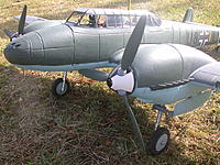 Name: BF-110(5).JPG Views: 13 Size: 1.02 MB Description: more scale-like 3d printed props.  stock spinners though modified to accept props.