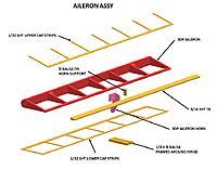 Name: AILERON ASSY.JPG Views: 65 Size: 76.0 KB Description: exploded aileron assy