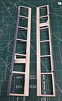 wood added to ailerons