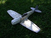 Name: as of 6-30-12.jpg Views: 176 Size: 261.3 KB Description: as of 6-30-12 with paint stripped, tail and cowl mounted.