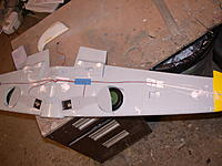 Name: wing fill (1).jpg Views: 170 Size: 192.6 KB Description: beginning to fill holes in bottom of wing