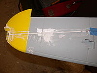 Name: wing fill (3).jpg Views: 180 Size: 114.5 KB Description: outboard of the aileron servo wire trough filled (I HATE the tape they supply)
