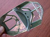 Name: headrest (2).jpg Views: 276 Size: 147.9 KB Description: 3d printed armour plate headrest and aft canopy frames