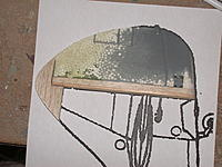 """Name: rudder mod (3).jpg Views: 187 Size: 222.8 KB Description: cut back rudder to remove LE radius and added balsa to match plan.  will be hinged with """"live"""" hinges later."""