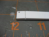 Name: 002.jpg Views: 54 Size: 69.3 KB Description: I filled the mast leg with super glue to seal up the cut slot.