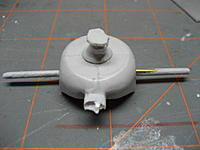 Name: 007.jpg Views: 52 Size: 74.9 KB Description: I'm going to use this part for the top of the mast.  I'm going to clean it up and make a change to it.