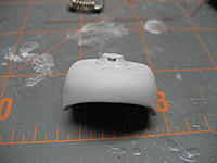 Name: 009.jpg Views: 55 Size: 73.6 KB Description: I had to remove the attachment post on top of the cap.  I will make a new one out of styrene.
