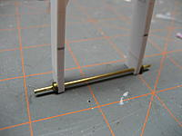 Name: 001.jpg Views: 63 Size: 73.3 KB Description: This is a temporary fixture to hold the mast legs at the proper distance apart.