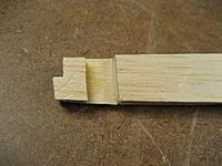 Name: 005.jpg Views: 68 Size: 100.3 KB Description: Slot for rudder post.