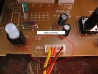 Name: Cut wires (Large).jpg Views: 1862 Size: 86.1 KB Description: Note cut wires