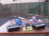 Name: axe cp for sale 001.jpg Views: 170 Size: 130.0 KB Description: these were my 2nd and third helis helped me to learn to fly the tail but were very under powered