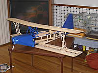 Name: goldberg ultimate biplane 004.jpg Views: 1279 Size: 91.0 KB Description: save this plane from the dumpster friend was moving and could not take all of his planes so i took it home and hung it till i found a person who had their ultimate stolen turned out that theirs was the same kit they were very happy to recieve this one