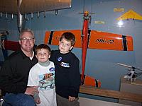 Name: Dad, Tom and Chip with MK Champion at EAA.jpg