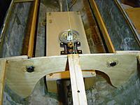 "Name: DSC01314.JPG Views: 28 Size: 896.6 KB Description: Newport 12 lifting ""handles"" tied into the forward bulkhead."
