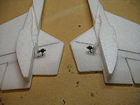 Name: IMG_0415.jpg Views: 460 Size: 121.2 KB Description: Done with this part of the rudder linkages...