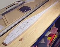 Name: 1 KIF_0139.JPG Views: 112 Size: 1,018.7 KB Description: Six fuselage sides band sawed and belt sanded together.