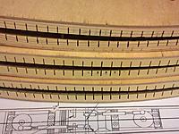 Name: 8 DSC_0019.jpg Views: 110 Size: 490.4 KB Description: Fuselages properly squared on the vertical belt sander and most guide markings removed.