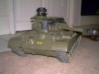 Name: M26 DBU installed.jpg Views: 97 Size: 50.5 KB Description: Pershing with Davids battle system works great and its only 70 bucks plus shipping, but you should be a DIYer, its a kit!