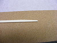Name: 2012_0121N170009.jpg Views: 284 Size: 72.3 KB Description: Spars have to be cut to fit at the tips.  Here is the rear spar.